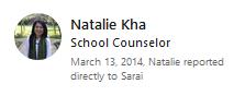 Natalie Kha