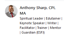 Anthony Sharp - client